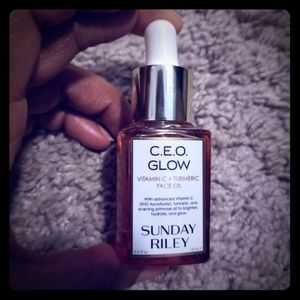 Sunday Riley CEO Glow Oil